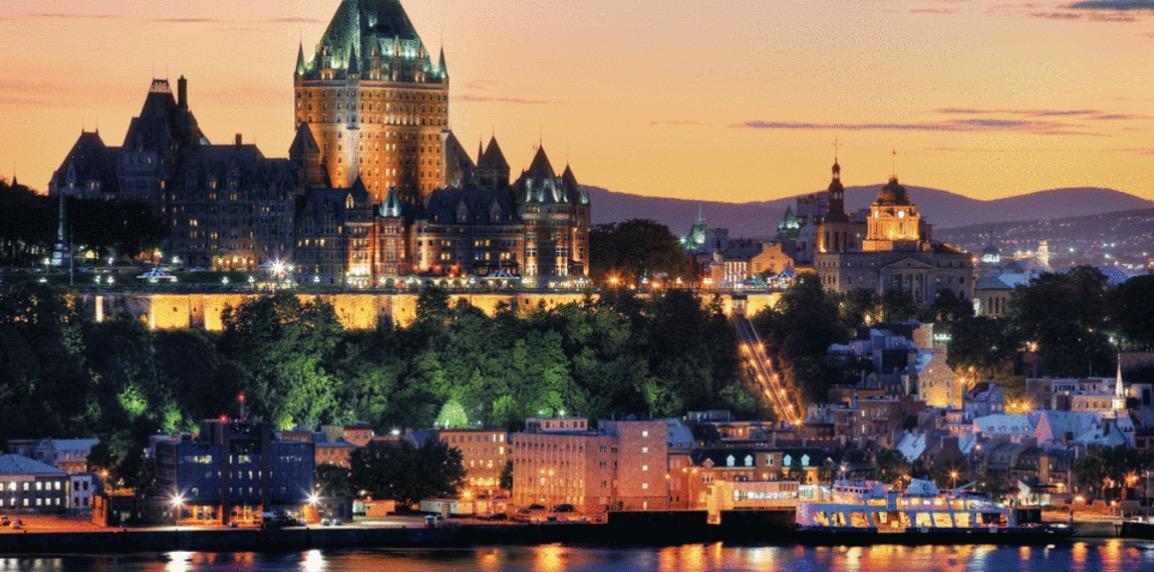 Tour Voyager White Canada | Expotur Viaggi