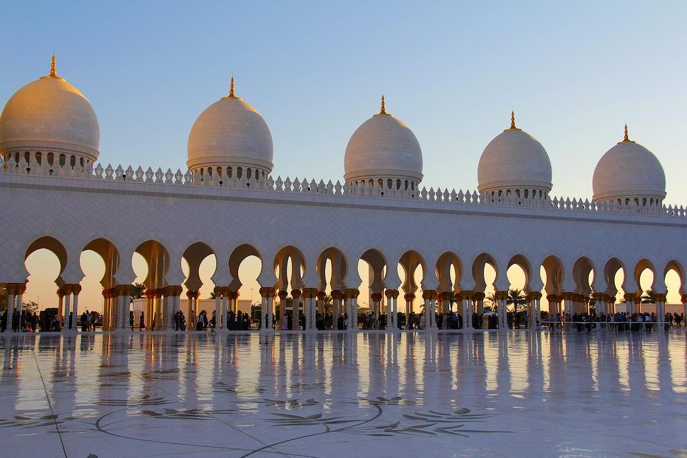 Abu Dhabi Long Weekend Dusit Thani | Expotur Viaggi