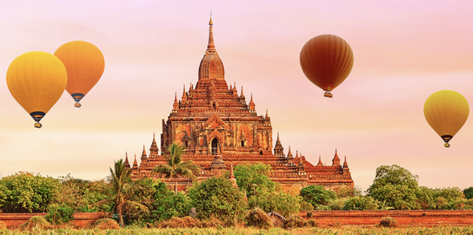 Birmania, Festival della Luna Piena | Expotur Viaggi