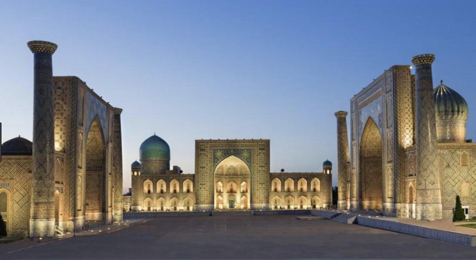 Tour Uzbekistan | Expotur Viaggi