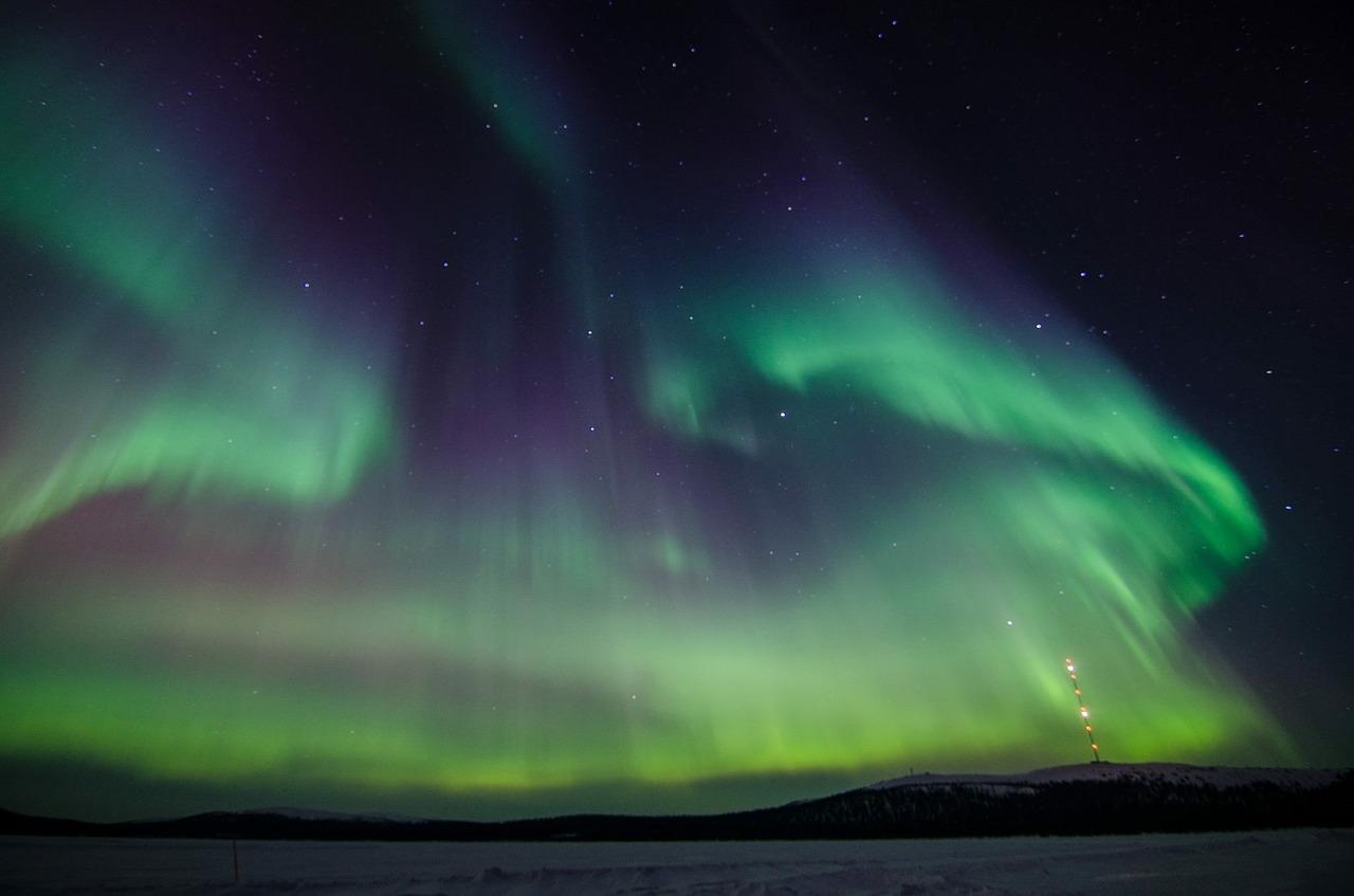 Norvegia Aurora Boreale